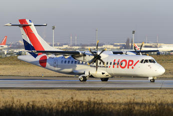 F-GPYD - Air France - Hop! ATR 42 (all models)
