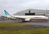 D-ANJA - Air Busan Airbus A321 aircraft
