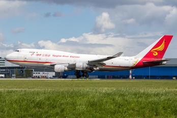 B-2435 - Yangtze River Express Boeing 747-400BCF, SF, BDSF