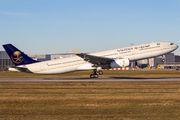 F-WWKD - Saudi Arabian Airlines Airbus A330-300 aircraft