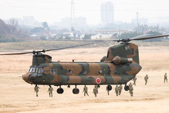 52922 - Japan - Ground Self Defense Force Kawasaki CH-47J Chinook
