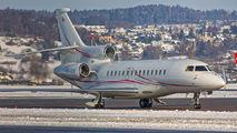 HB-JOB - Private Dassault Falcon 7X aircraft
