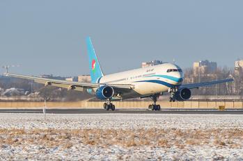EY-756 - Tajik Air Boeing 767-300ER