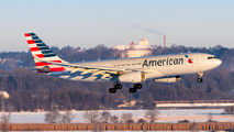 N284AY - American Airlines Airbus A330-200 aircraft
