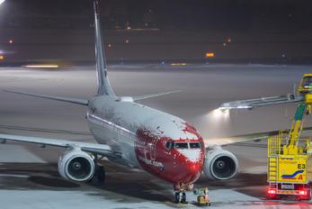 LN-DYG - Norwegian Air Shuttle Boeing 737-800