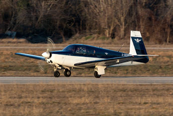 I-HUPF - Private Mooney M20C Ranger