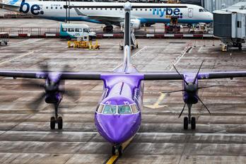 G-PRPG - Flybe de Havilland Canada DHC-8-400Q / Bombardier Q400