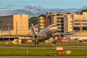 SX-DVY - Aegean Airlines Airbus A320 aircraft