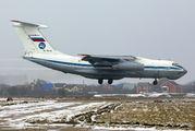 RA-76719 - 224 Flight Unit Ilyushin Il-76 (all models) aircraft