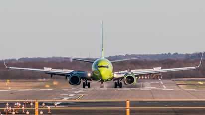 VQ-BRP - S7 Airlines Boeing 737-800