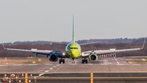 VQ-BRP - S7 Airlines Boeing 737-800 aircraft