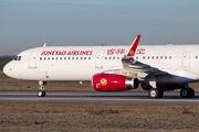 D-AVYR - Juneyao Airlines Airbus A321 aircraft