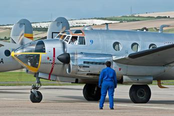 F-AZKT - Amicale des Avions Anciens d'Albert Dassault MD.311 Flamant