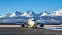 YL-BBD - Air Baltic Boeing 737-500 aircraft
