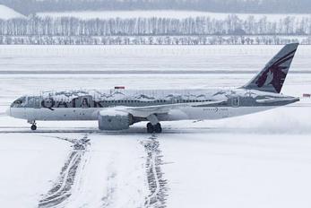 A7-BDC - Qatar Airways Boeing 787-8 Dreamliner