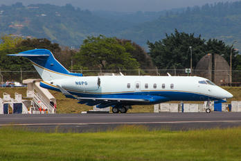 N6PG - Private Bombardier BD-100 Challenger 350 series