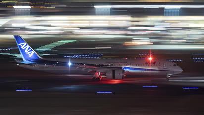 JA886A - ANA - All Nippon Airways Boeing 787-9 Dreamliner