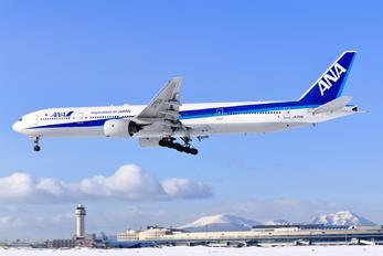 JA756A - ANA - All Nippon Airways Boeing 777-300
