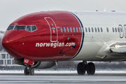 LN-NGF - Norwegian Air Shuttle Boeing 737-800 aircraft