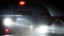 D-AIMH - Lufthansa Airbus A380 aircraft