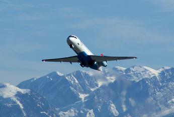 OE-LVF - Austrian Airlines/Arrows/Tyrolean Fokker 100