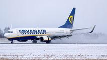 EI-DAN - Ryanair Boeing 737-800 aircraft