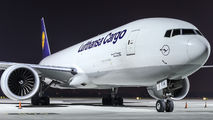 D-ALFA - Lufthansa Cargo Boeing 777F aircraft