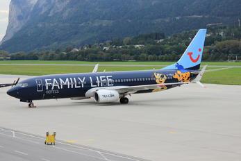 G-FDZG - Thomson/Thomsonfly Boeing 737-800