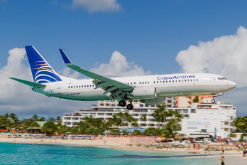 HP-1537 CMP - Copa Airlines Boeing 737-800