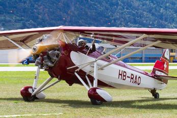 HB-RAO - Private Morane Saulnier MS.317