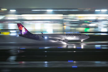 N395HA - Hawaiian Airlines Airbus A330-200