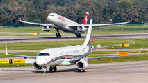 OO-NGI - Private Embraer ERJ-190-100 Lineage 1000 aircraft