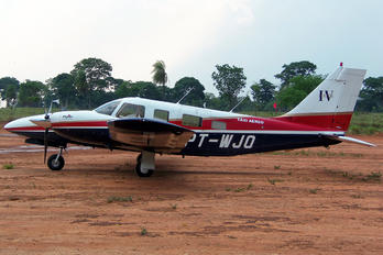 PT-WJO - Private Piper PA-34 Seneca