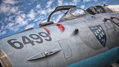 6499 - Romania - Air Force Mikoyan-Gurevich MiG-21 LanceR C