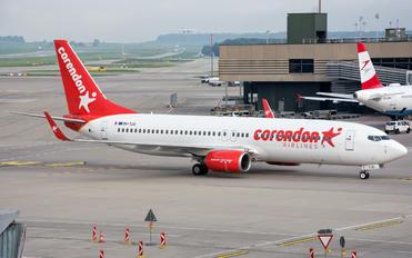 9H-TJG - Corendon Airlines Boeing 737-86X(WL)