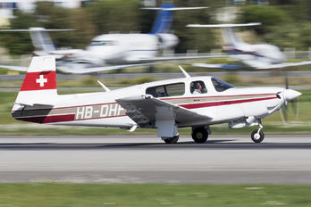 HB-DHP - Private Mooney M20M Tsl