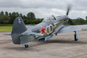 G-OLEG - Private Yakovlev 3UA aircraft
