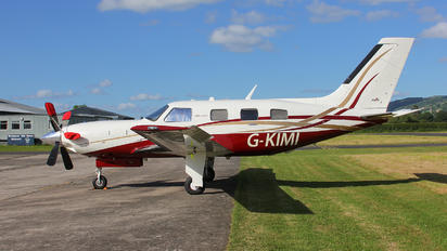 G-KIMI - Private Piper PA-46 Malibu / Mirage / Matrix