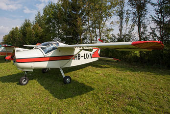 HB-UXN - Private Bolkow Bo.208 Junior