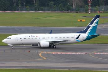 9V-MBA - SilkAir Boeing 737-8 MAX