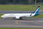 Delivery flight of SilkAir's first Boeing 737 MAX title=