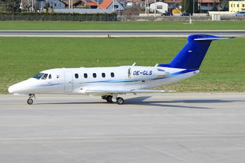 OE-GLS - Tyrolean Jet Service Cessna 650 Citation VII