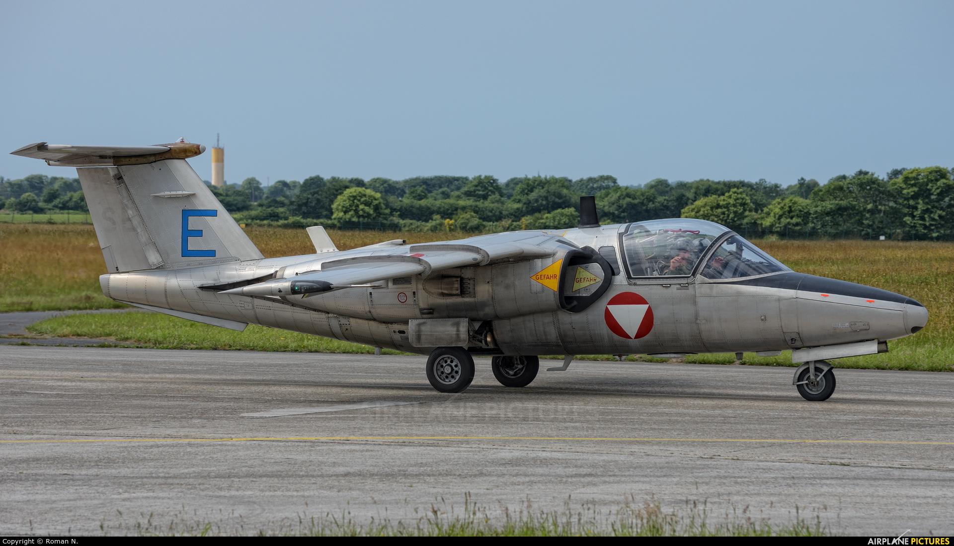 Austria - Air Force 1135 aircraft at Landivisiau