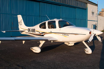 OK-AMR - Private Cirrus SR22