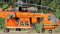 N176AC - Erickson Air-Crane Sikorsky S-64E/F Skycrane aircraft
