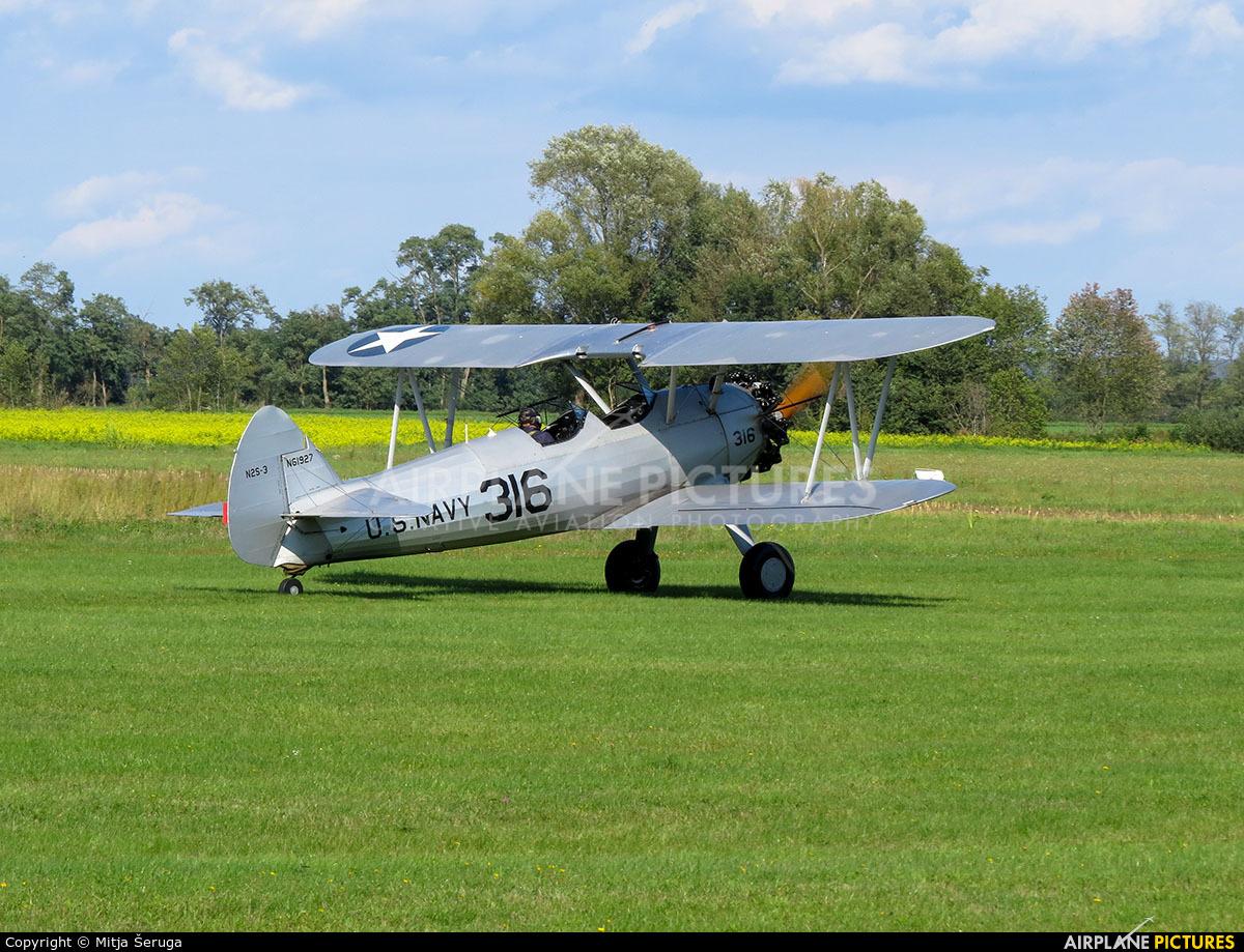 Private N61927 aircraft at Murska Sobota