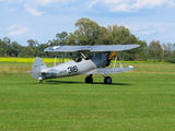 N61927 - Private Boeing A75 Stearman aircraft