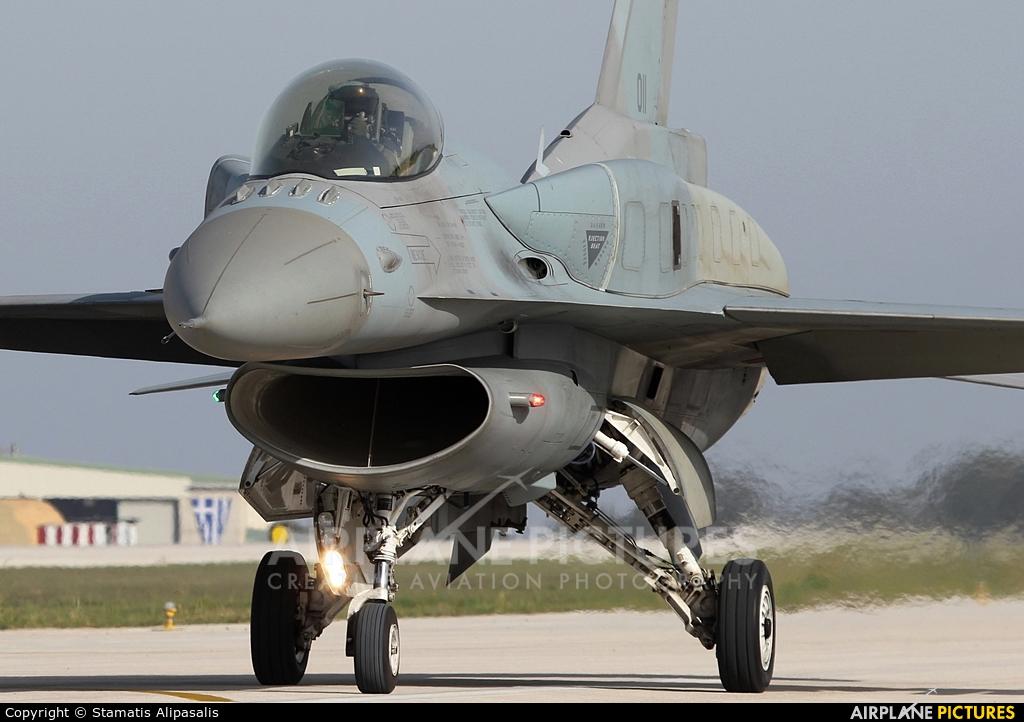 Greece - Hellenic Air Force 011 aircraft at Araxos