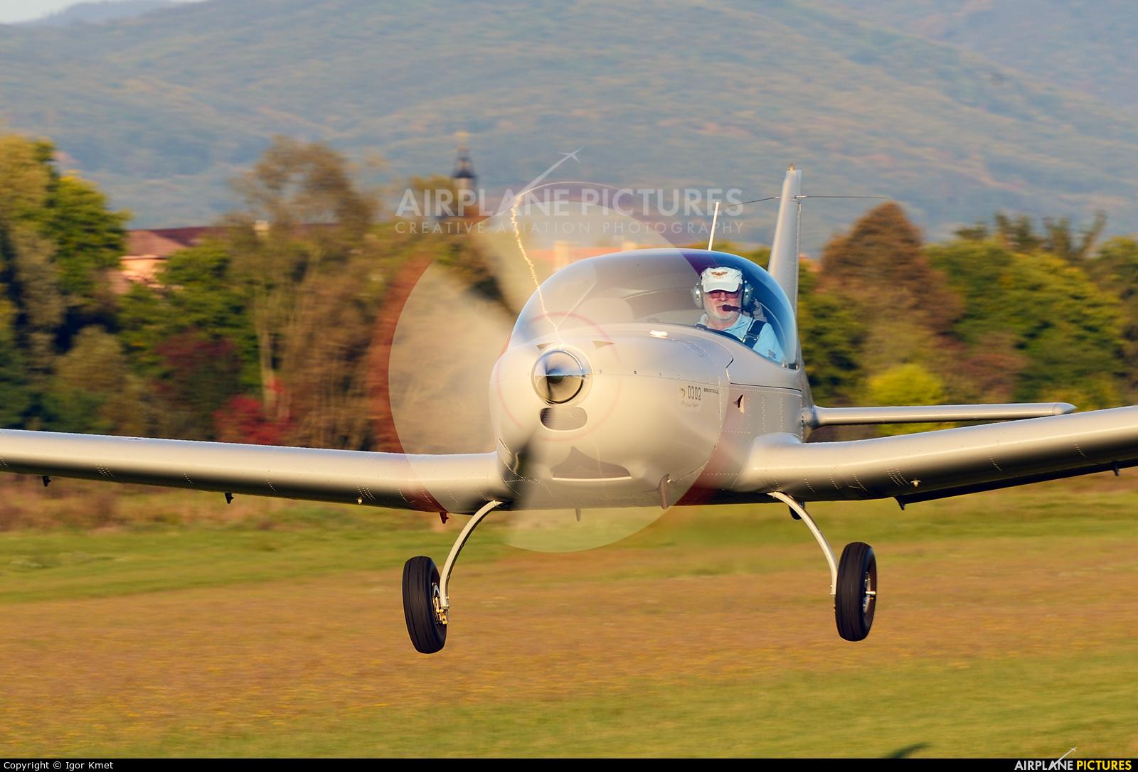 Letecky Sportovy Klub Zvolen OM-M302 aircraft at Očová