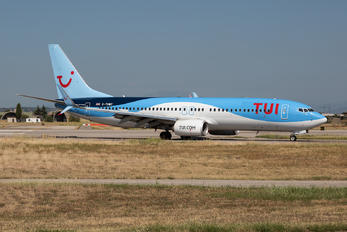 G-TAWC - TUI Airways Boeing 737-800